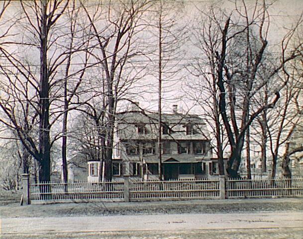 Lafayette Street Cousins Derby Mansion 1891