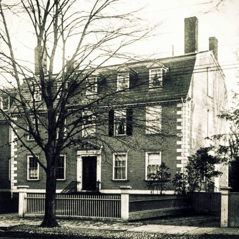 Cabot House Pickering Genealogy