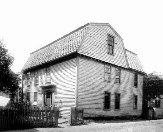 Diman House Pickering Genealogy
