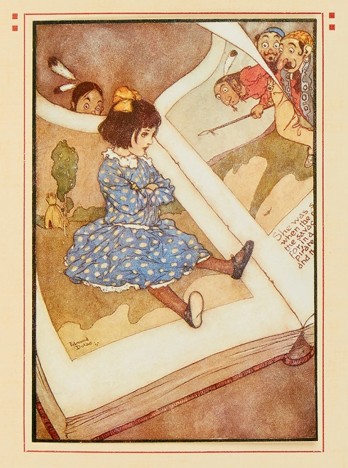Dulac Fables and Tales