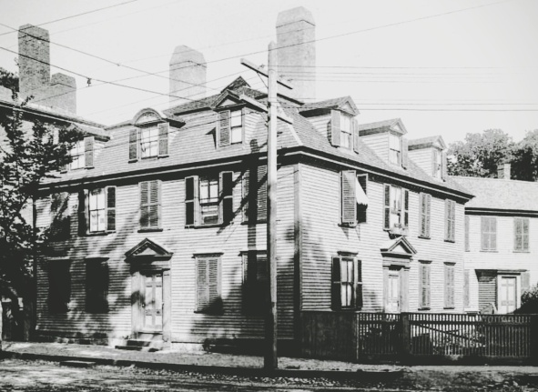 Goodhue House