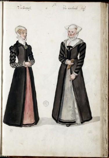 Heere Women 1570s