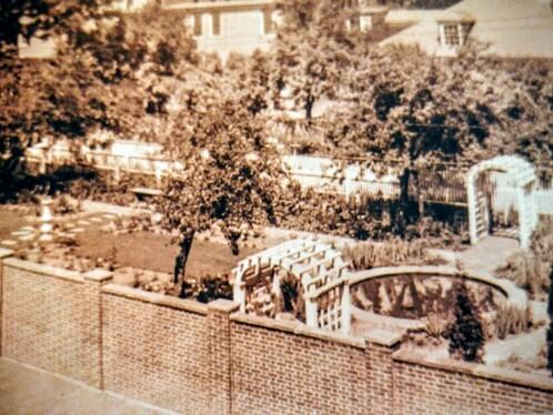 Hussey Garden 1925-26