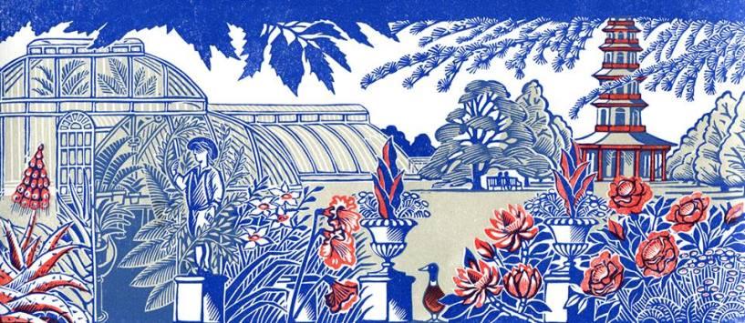 Melinsky Kew Gardens