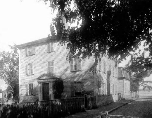 Phippen House 1782