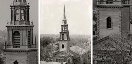 South Church Details PEM