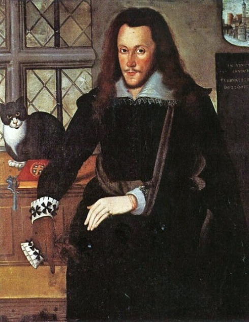 Cats HenryWriothesley