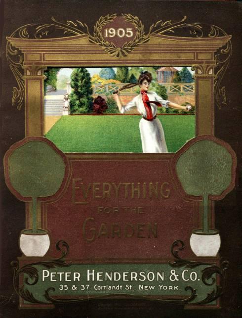 Everything for the Garden Henderson 1905