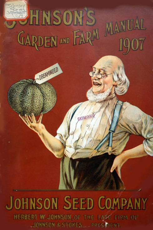 Everything for the Garden Johnson 1907