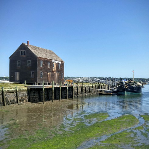 Fourth Derby Wharf
