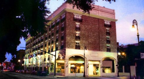 Hampton Inn Savannah