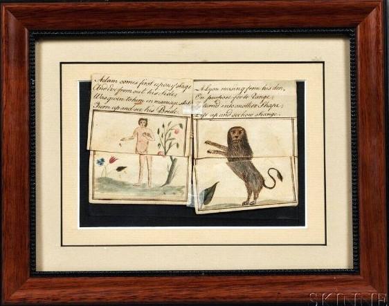 Americana Auctions Metamorphosis Skinner