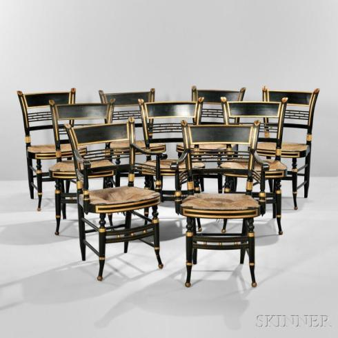 August Americana Chairs