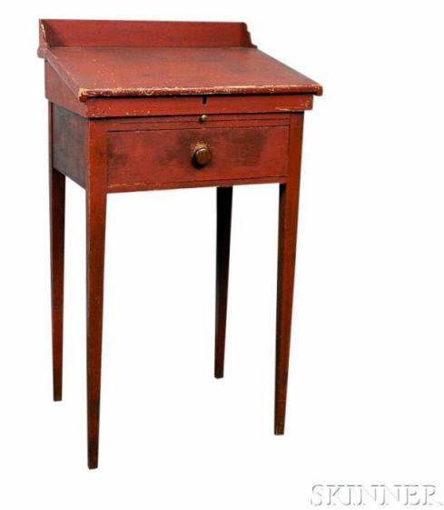 August Americana Desk Skinner