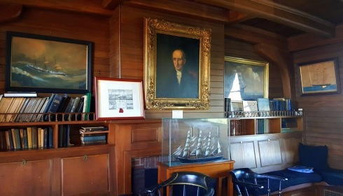 Salem Marine Society Cabin HH