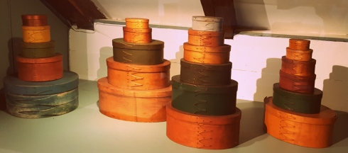 Shaker Boxes