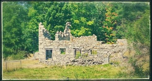 Shaker Old Stone Barn
