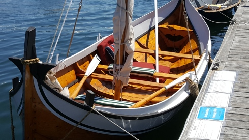 wooden boat 20