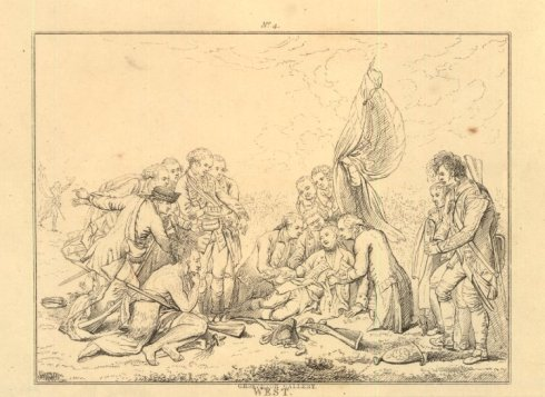 death-of-general-wolfe-1820