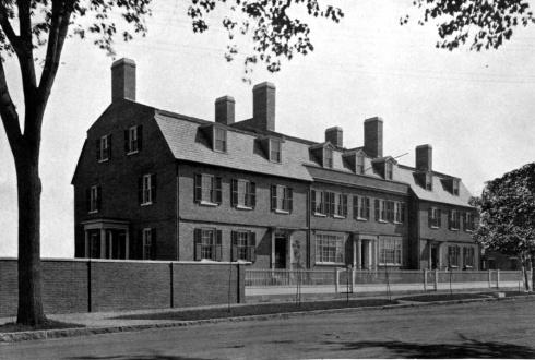 Urban village Rantoul Architectural Forum 1917 vol. 26