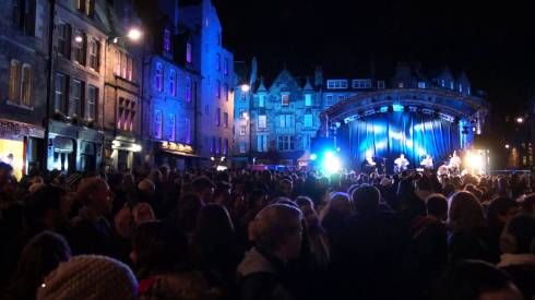 st-andrews-day-projection-edinburgh-2013