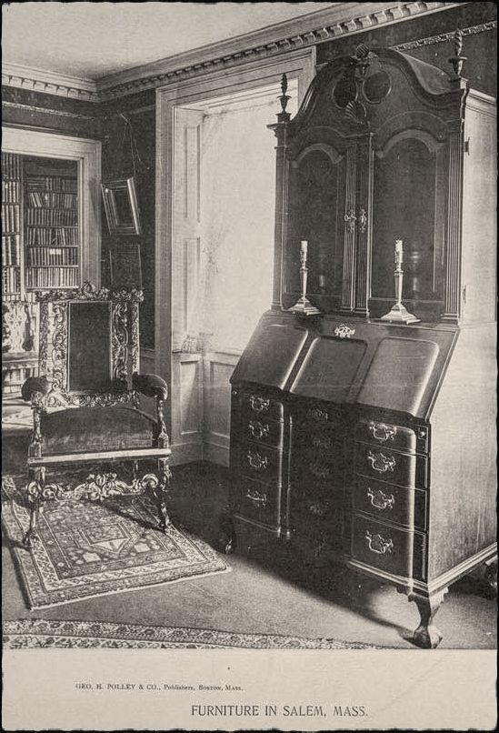 Salem Interiors 1896 Furniture