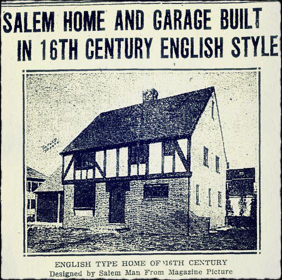 Tudor in Salem
