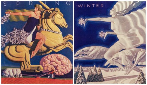 Winter and Spring 1931