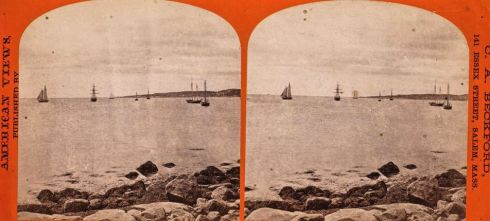 Salem Harbor Stereoview 4