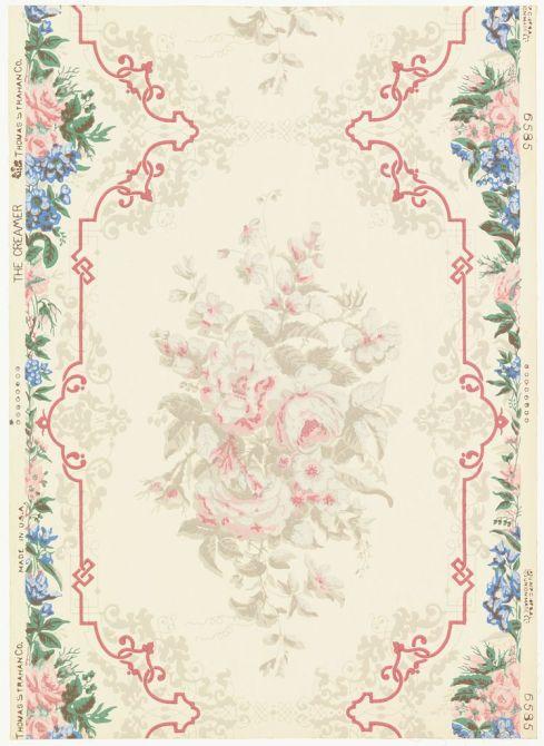Salem Wallpaper Creamer