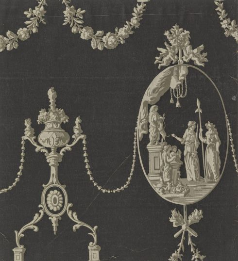 Salem Wallpaper Nathaniel Hawthorne 1920