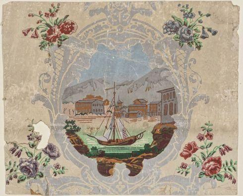 Salem Wallpaper Rhode House HNE