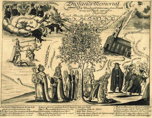 Tree Englands Deliverance