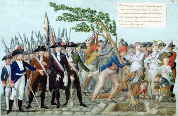 Tree of Liberty 1789