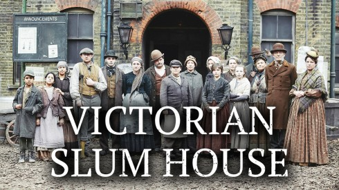 Victorian Slum House Cover
