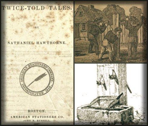 Hawthorne collage