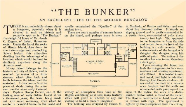 Misery Bungalow Bunker