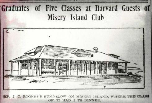 Misery club Bonston Post June 25 1902