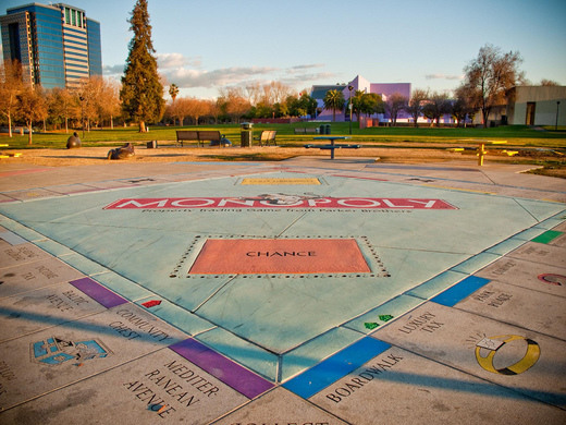 Monopoly in the Park