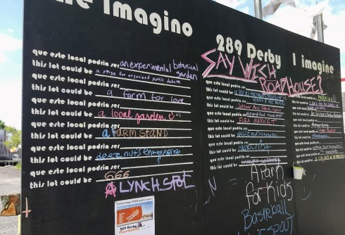 Placemaking board