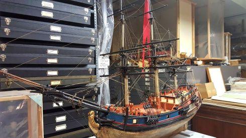 Ships Model PEM