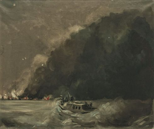 Dunkirk abstract