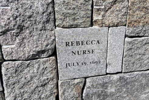 Week Rebecca Nurse