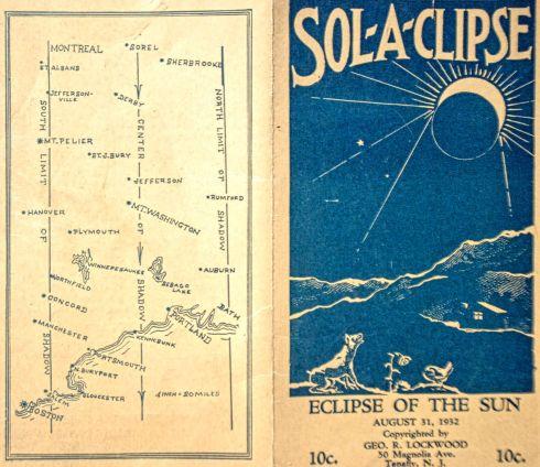 Eclipse 1932 Williams