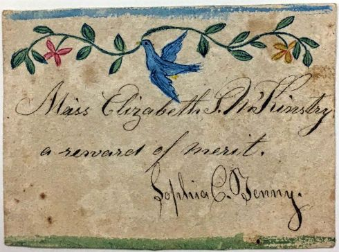 Phillips Reward of Merit