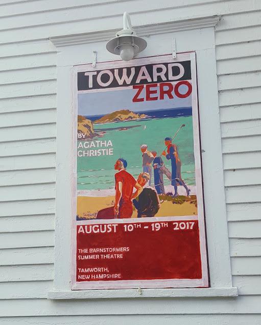Tamworth Poster Barnstormers