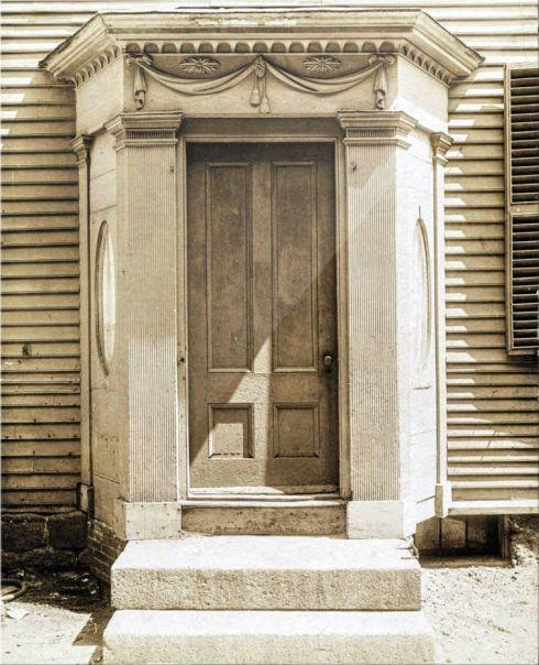 Benjamin Pickman Doorway Cousins