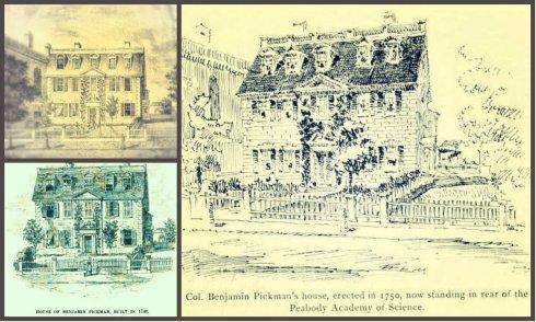 Pickman collage