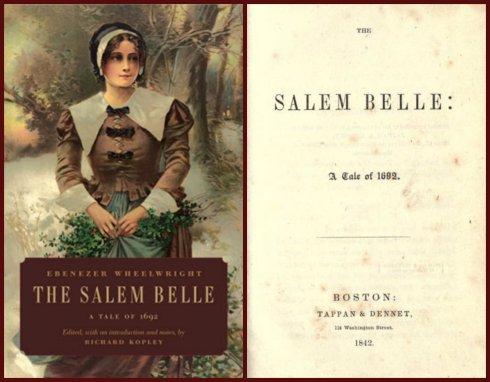 Salem fiction collage