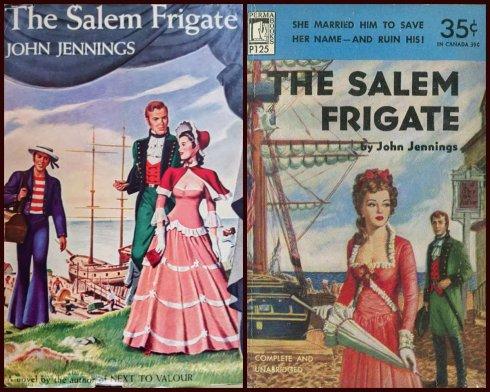 Salem Frigate collage